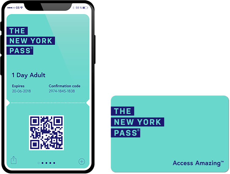 Mobile New York Pass